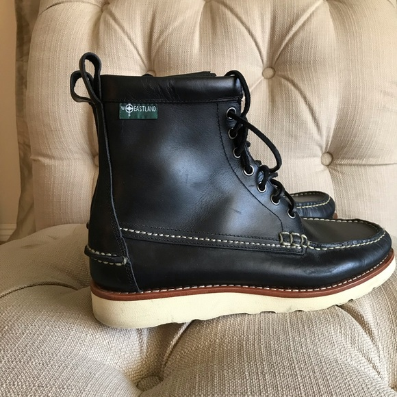 Eastland Shoes | Sherman 1955 Black
